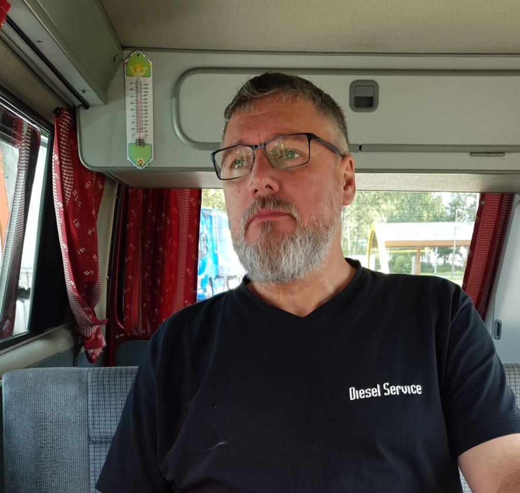 Hans Diesel via Paul Camper GmbH